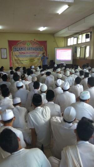 ISLAMIC GATHERING Semester Ganjil Tahun Pelajaran 2017-2018