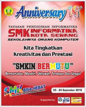Anniversary ke 18th