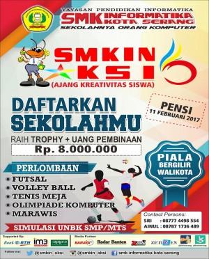 SMKIN AKSI 6 (Ajang Kreatifitas Siswa)